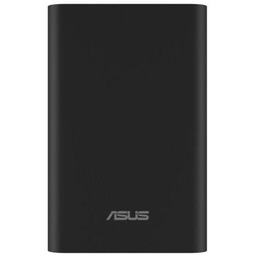 Портативный внешний аккумулятор Asus ZenPower 10050 mAh ABTU005 чёрный черного цвета
