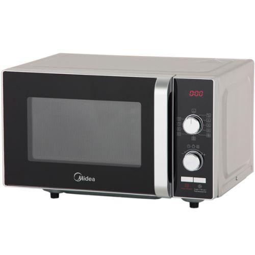 Микроволновая печь Midea AM720KFR-BS серебристый фото