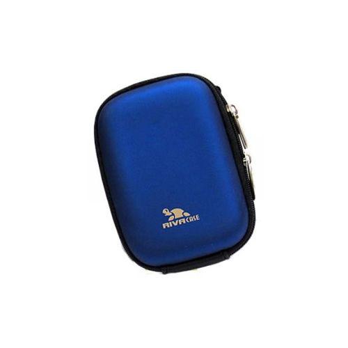Сумка для фотоаппарата Riva 7022 (PU) light blue фото