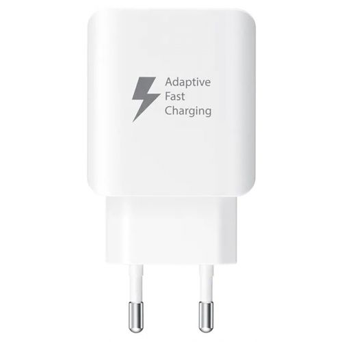 Сетевое зарядное устройство Samsung EP-TA300CWEGRU белый фото