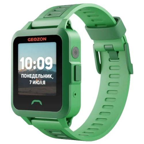 Смарт часы Geozon Active G-W03GRN green зеленого цвета
