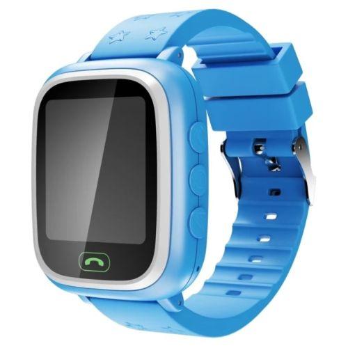 Смарт-часы Geozon GEOZON Lite G-W05BLU голубой голубой голубого цвета