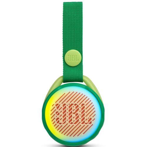 Портативная колонка JBL JR POP зеленый зеленого цвета