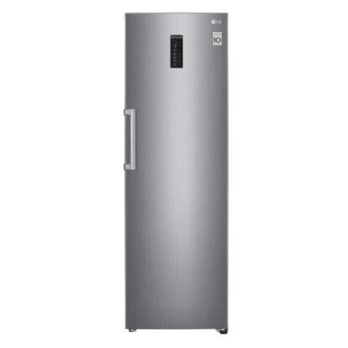 Холодильник LG GC-B401 EMDV серебристый фото