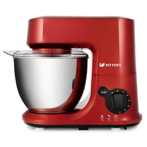 Миксер Kitfort KT-1353 красный красного цвета