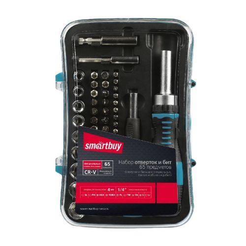 Набор бит Smartbuy SBT-SCBS-65P1 фото
