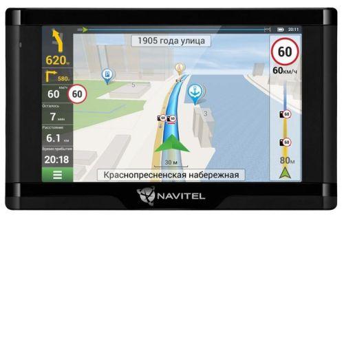 GPS-навигатор Navitel N500 Magnetic черный черного цвета