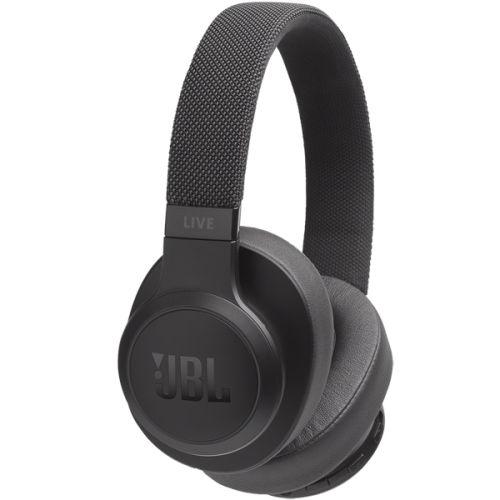 Беспроводные наушники JBL Live 500BT чёрный черного цвета