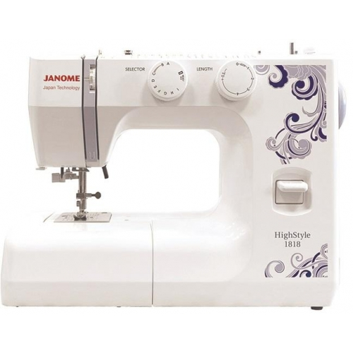 Швейная машина Janome High Style1818 фото