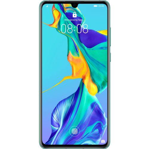 Смартфон Huawei P 30 синий фото