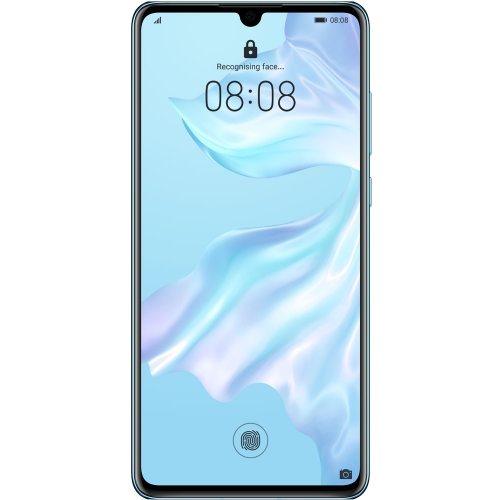 Смартфон Huawei P 30 голубой фото