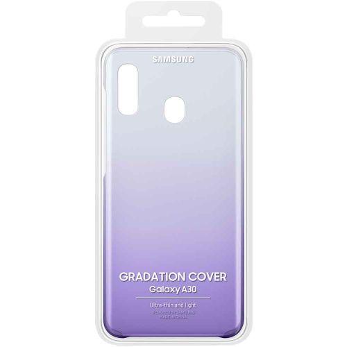 Накладка Samsung EF-AA305 для Samsung Galaxy A30 (2019) фиолетовый фото