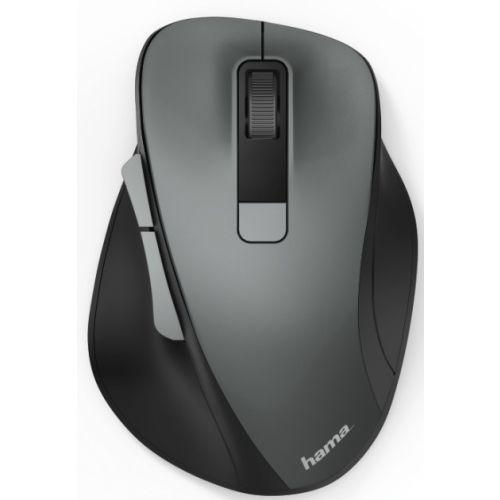 Мышь беспроводная HAMA MW-500 серый серого цвета