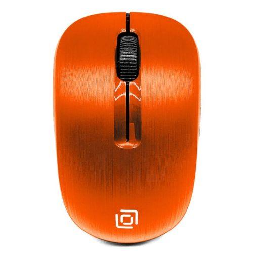 Мышь беспроводная Oklick 525MW оранжевый оранжевого цвета