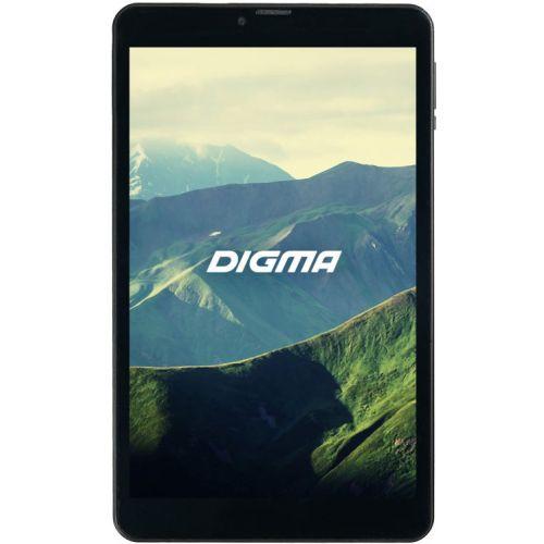 """Планшетный компьютер Digma Plane 8550S 4G 8Gb 8"""" IPS черный черный"""