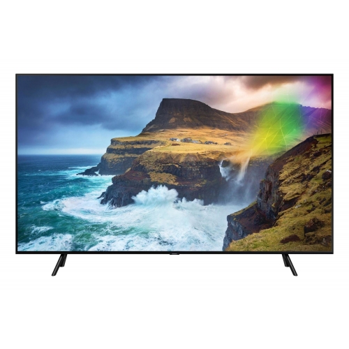Телевизор Samsung QE-55Q70RAUX черный