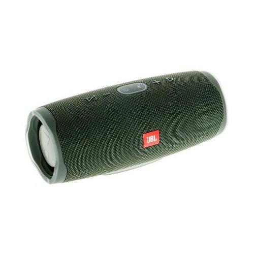 Портативная колонка JBL Charge 4 зелёный фото