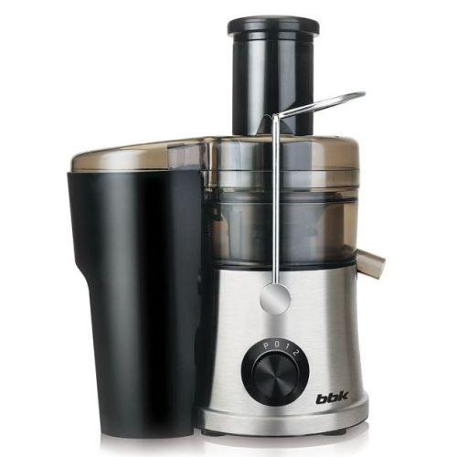 Соковыжималка BBK JC100-H07 чёрный/серебристый цвет чёрный/серебристый