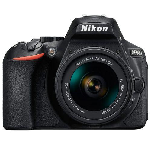 Зеркальный фотоаппарат Nikon D5600