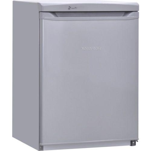 Морозильный шкаф Nordfrost DF 156 IAP серебристый серебристого цвета