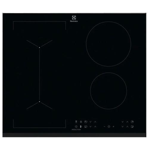Встраиваемая электрическая панель Electrolux IPE 6443 KFV чёрный черного цвета
