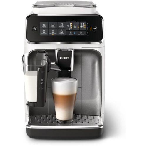 Кофемашина Philips EP3243 Series 3200 LatteGo белый фото