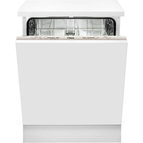 Встраиваемая посудомоечная машина Hansa ZIM 614 H белый фото