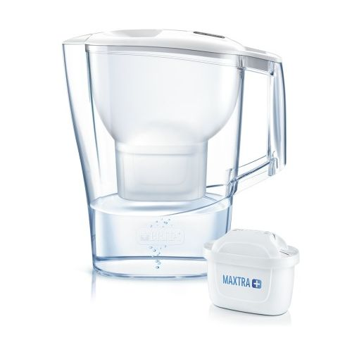 Фильтр для воды Brita ALUNA MX+ белый фото