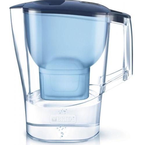 Фильтр для воды Brita ALUNA XL MX+ синий синего цвета