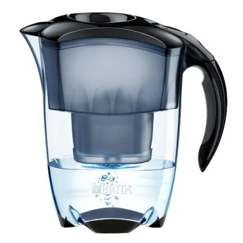 Фильтр для воды Brita ELEMARIS XL MX+ чёрный фото