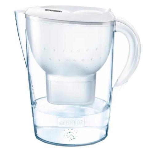 Фильтр для воды Brita MARELLA XL MEMO MX+ белый белого цвета