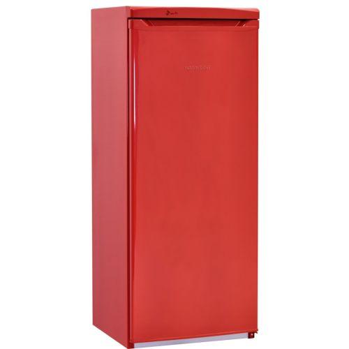 Морозильный шкаф Nordfrost FROST DF 165 RAP красный красного цвета