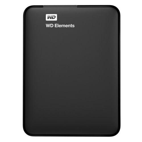 Внешний жёсткий диск WD.