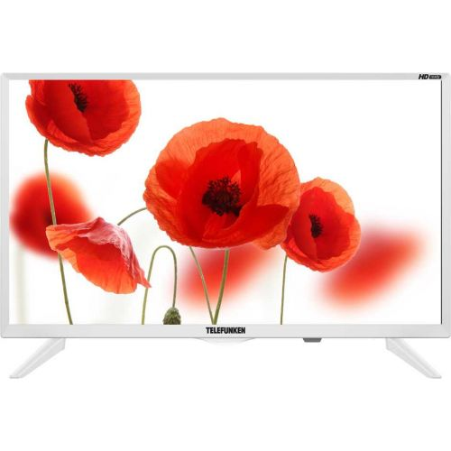 Телевизор Telefunken TF-LED24S75T2 белый белого цвета