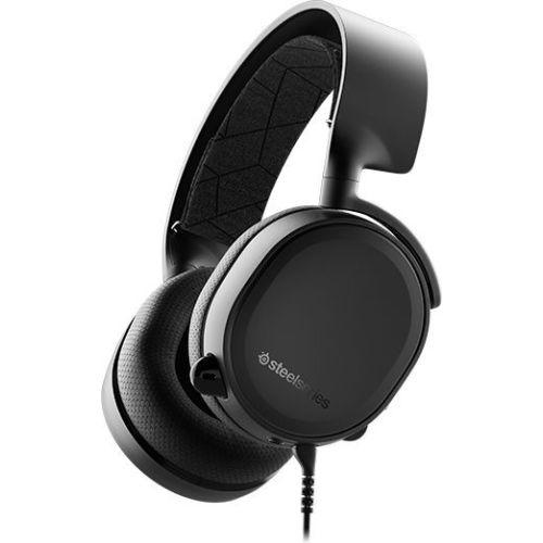 Компьютерная гарнитура Steelseries Arctis 3 2019 Edition черный черного цвета