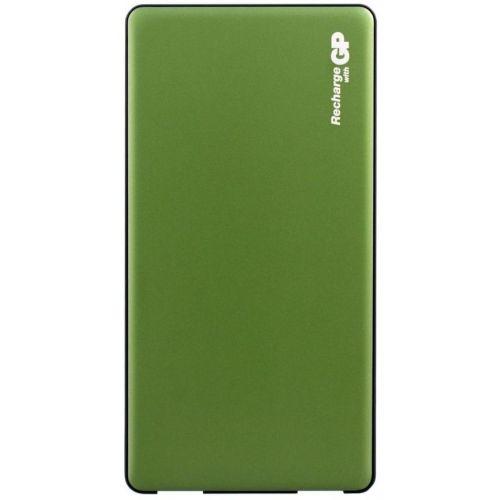 Портативный внешний аккумулятор GP MP05MA зелёный цвет зелёный