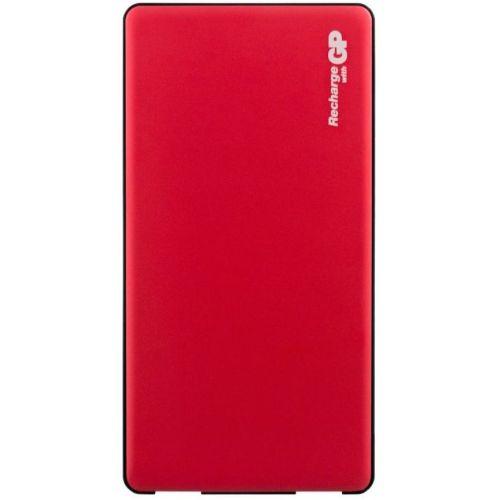 Портативный внешний аккумулятор GP MP05MA красный красного цвета