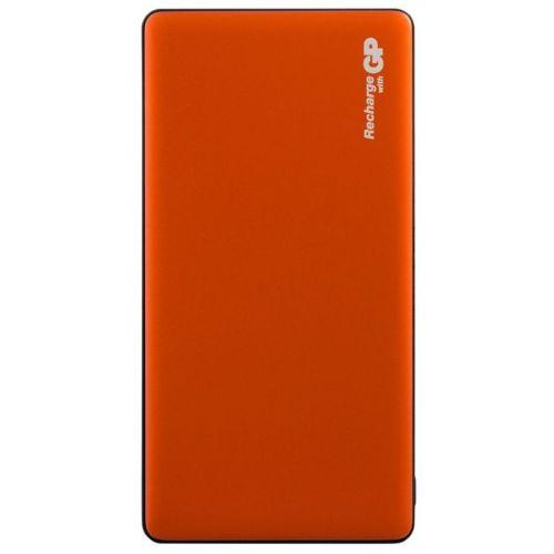 Портативный внешний аккумулятор GP MP10MA оранжевый оранжевого цвета