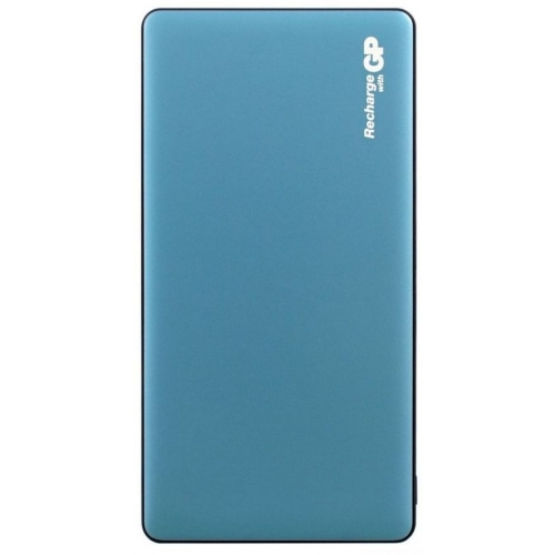 Портативный внешний аккумулятор GP MP10MA синий синего цвета