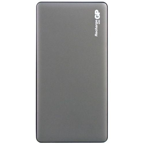 Портативный внешний аккумулятор GP MP15MA серый серого цвета