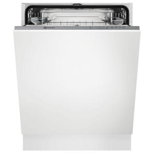 Встраиваемая посудомоечная машина Electrolux EEA 917100 L белый белого цвета