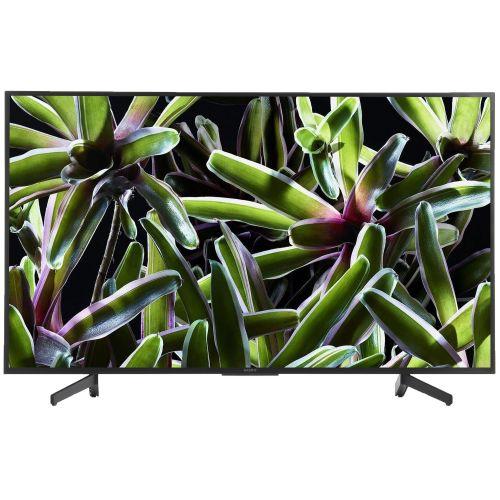 "Телевизор Sony KD-55XG7005 54.6"" (2019) чёрный черного цвета"
