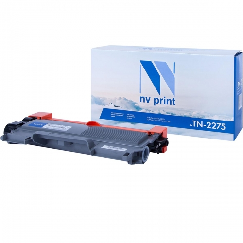 Картридж для лазерного принтера NV Print TN-2275T для Brother фото