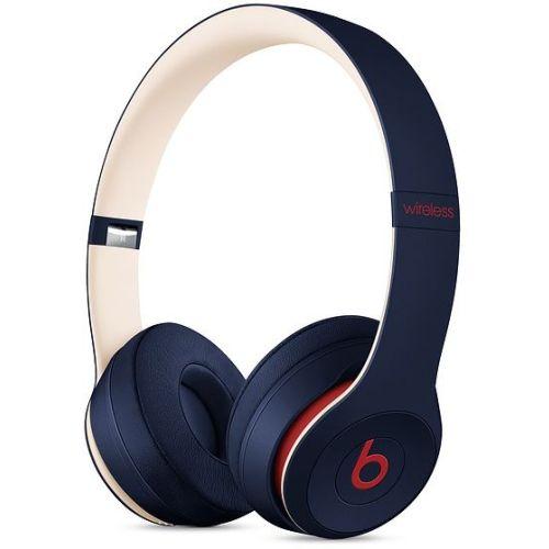 Беспроводные наушники Beats Solo3 Wireless Beats Club Collection тёмно-синий тёмно-синего цвета