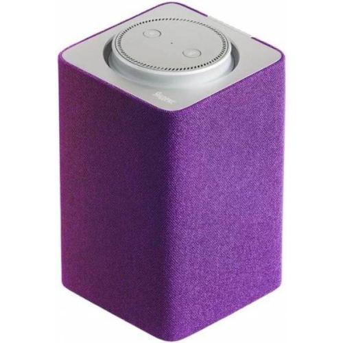 Умная колонка Яндекс Станция для умного дома фиолетовый фиолетового цвета
