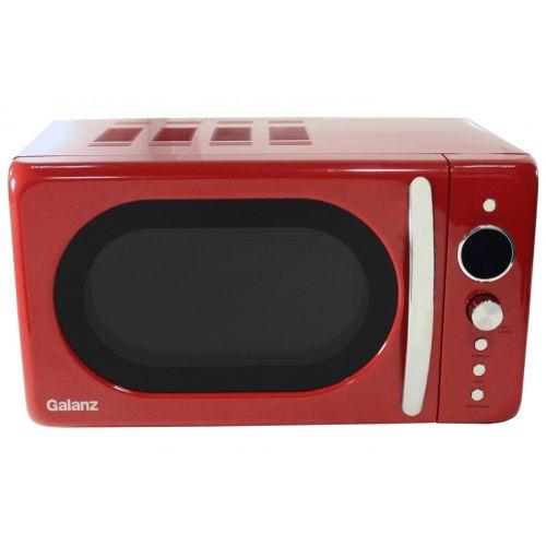 Микроволновая печь Galanz MOG-2073DR красный красного цвета