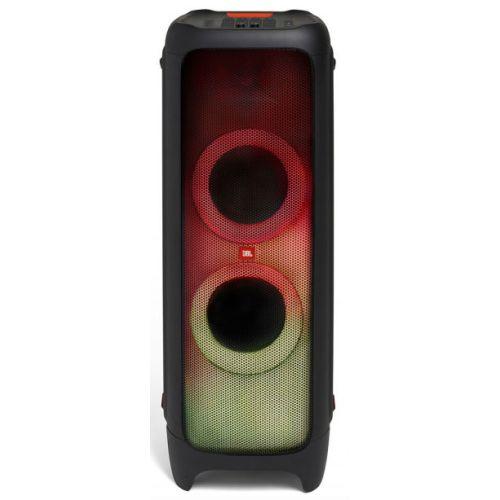 Музыкальный центр JBL PartyBox 1000 черный черного цвета
