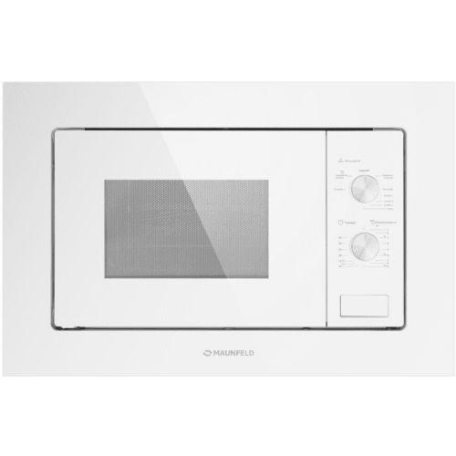Встраиваемая микроволновая печь MAUNFELD MBMO.20.2PGW белый фото