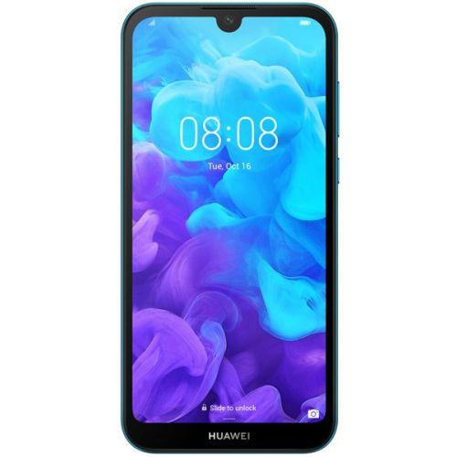 Смартфон Huawei Y5 (2019) 32GB синий синего цвета