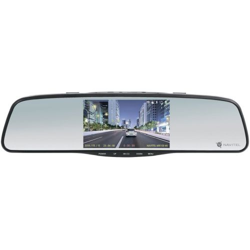 Автомобильный видеорегистратор Navitel MR150NV серый серого цвета